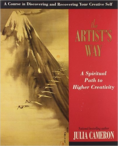 A book on creativity.