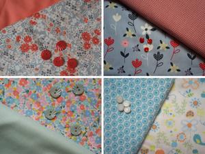 July Flowers Kits