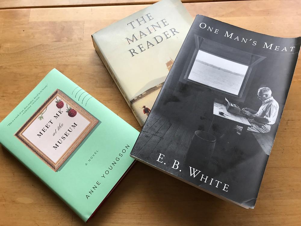 Books I am enjoying