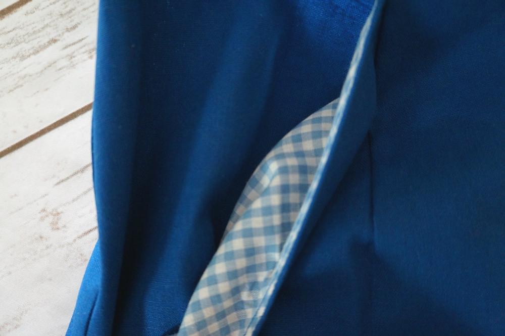 Blue Pocket
