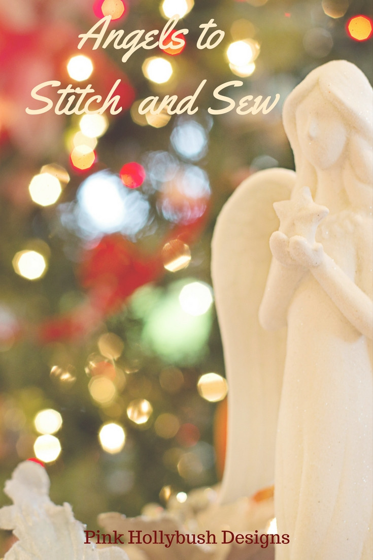 Angels to Stitch and Sew