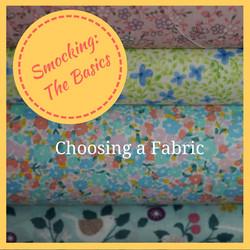 Choosing a Fabric