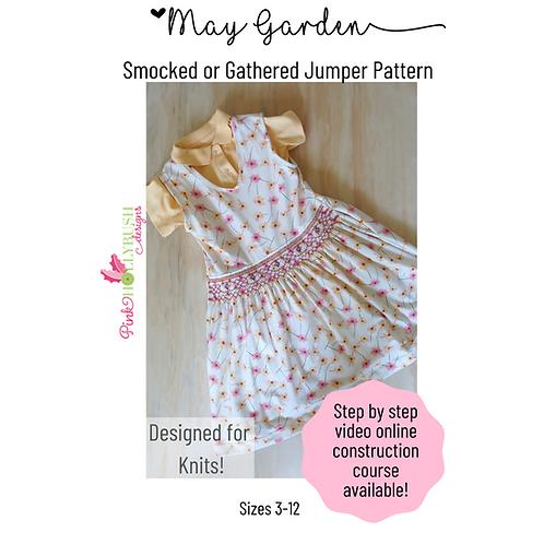 May Garden- Printed Pattern