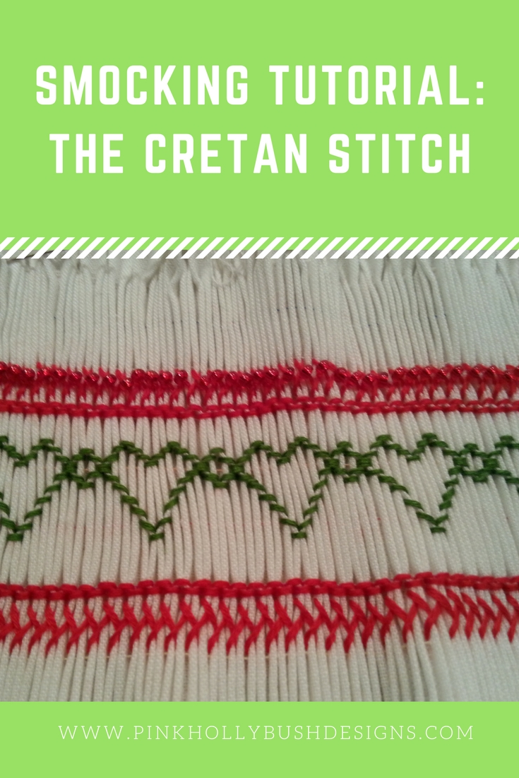 Smocking Stitches Guide