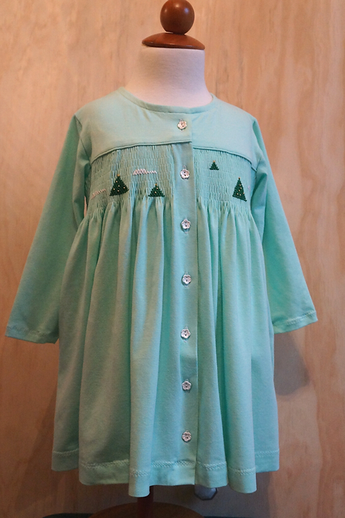 Rosie Dress Pre-pleated Kit