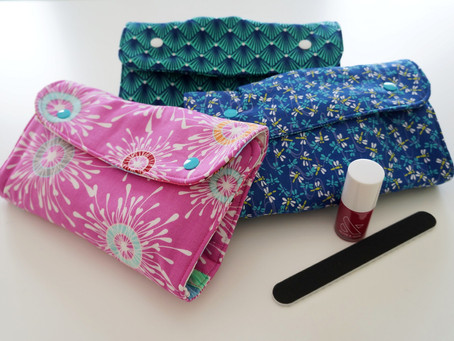 Sewing a Mani Pouch