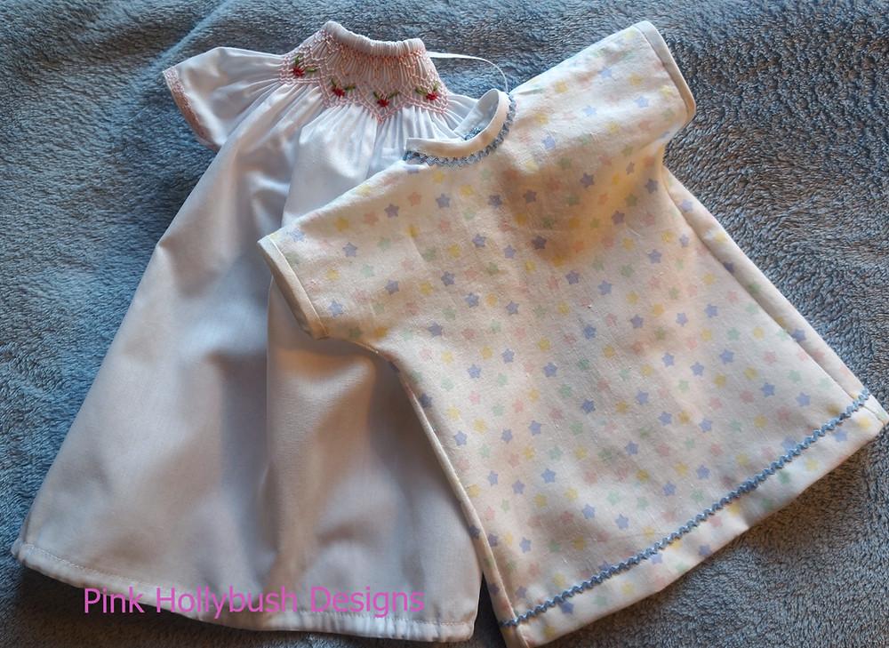 Preemie Gown Sewing Patterns