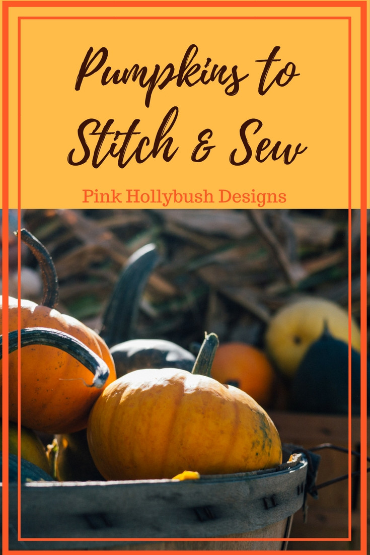 Pumpkins to Stitch and Sew