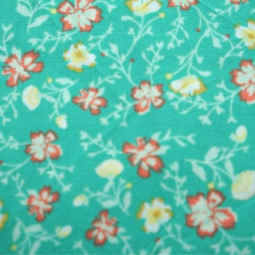 Art Gallery Wind Chimes Cotton Poplin Fabric