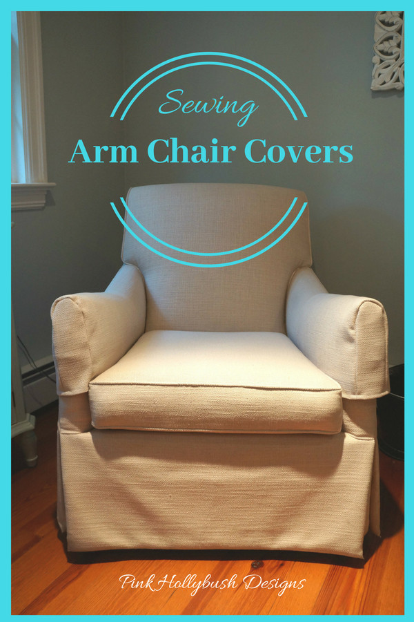 Sewing Arm Chair Covers