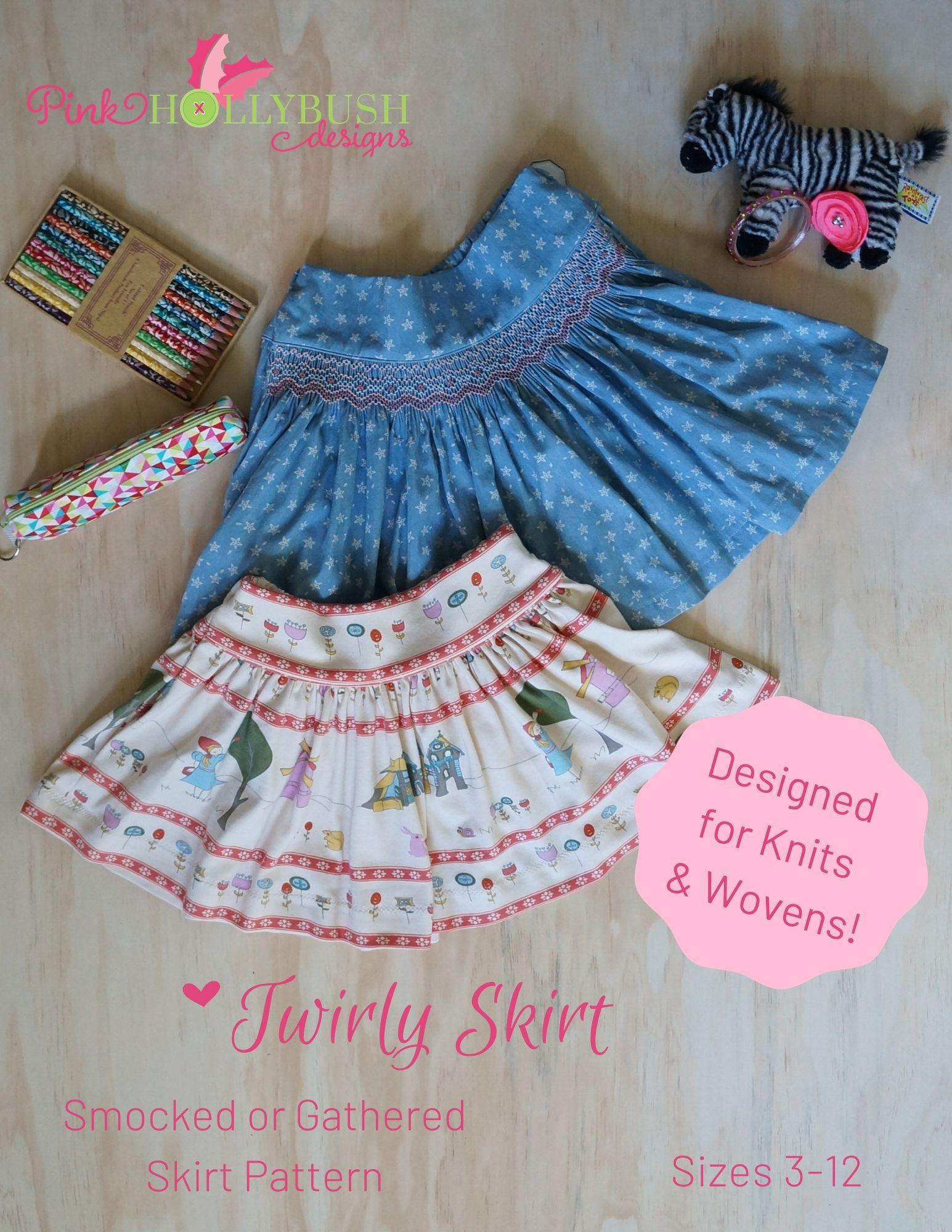 Twirly Skirt Course