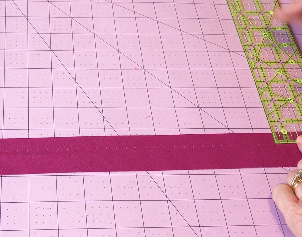Marking a grid