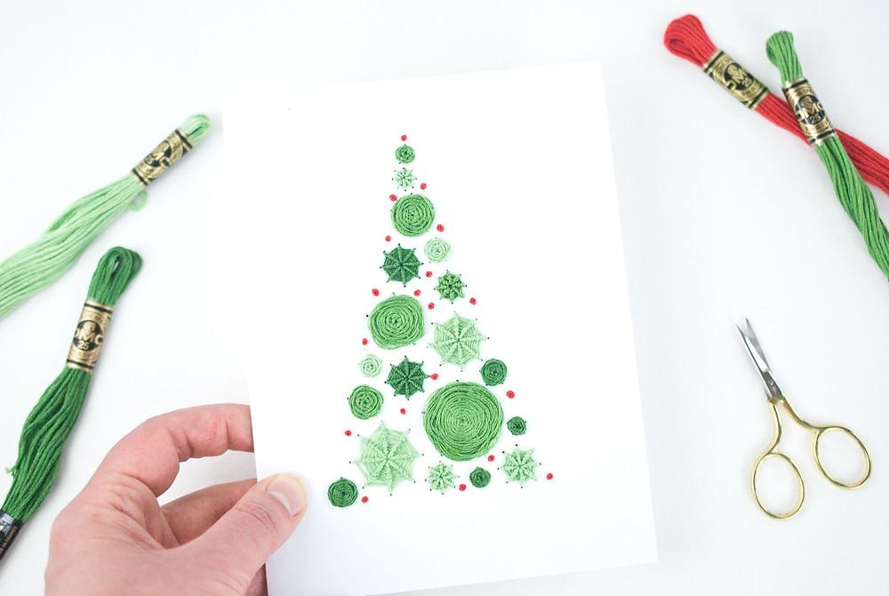 Tree Card