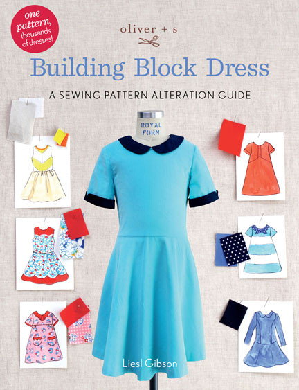 Building Block Dress Book by Oliver + S