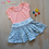 Thumbnail: Twirly Skirt Smocked or Gathered PDF Pattern