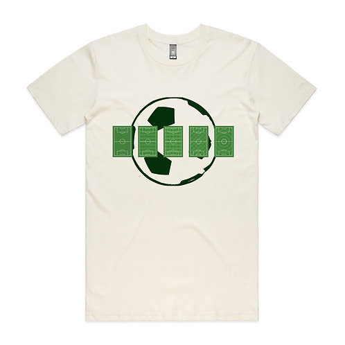 The Football Pitches T-shirt