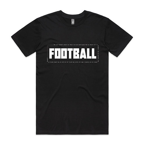 The Global Family of Football T-shirt