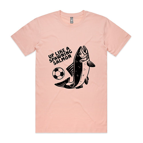 Up Like a Spawning Salmon T-shirt