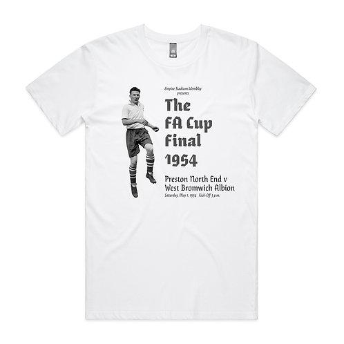 Joe Marston FA Cup Final T-shirt