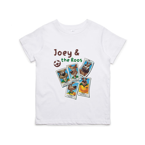 Joey and the Roos T-shirt