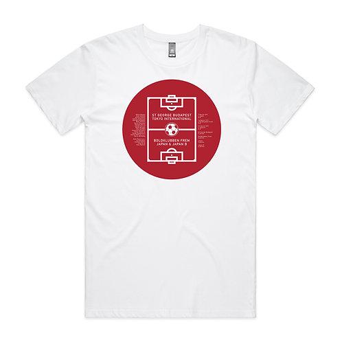 St George Budapest Tokyo International T-shirt