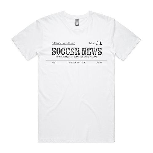 Soccer News T-shirt