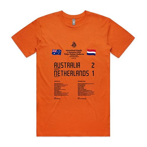 Australia Beat the Netherlands T-shirt