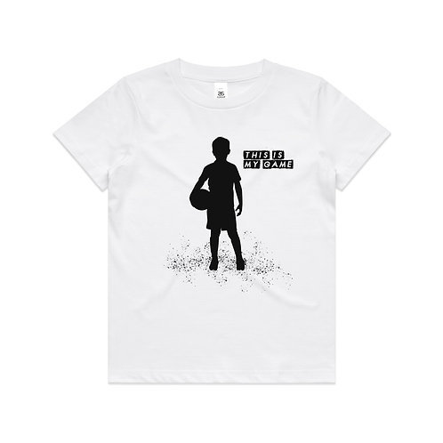 This Is My Game T-shirt