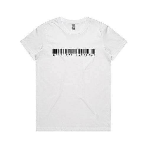 Scan First Item Matildas T-shirt