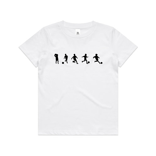 I Play Football T-shirt