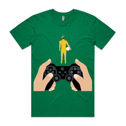 E-League King T-shirt