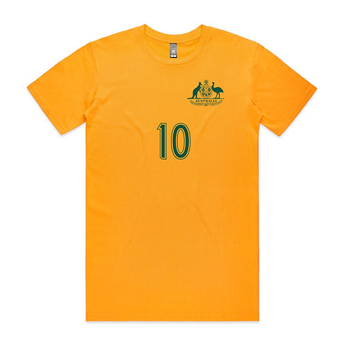 My 2006 Socceroo T-shirt