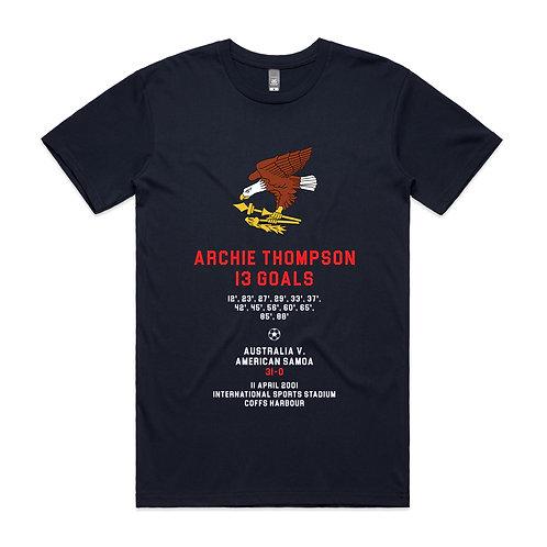 Archie Thompson 13 Goals T-shirt