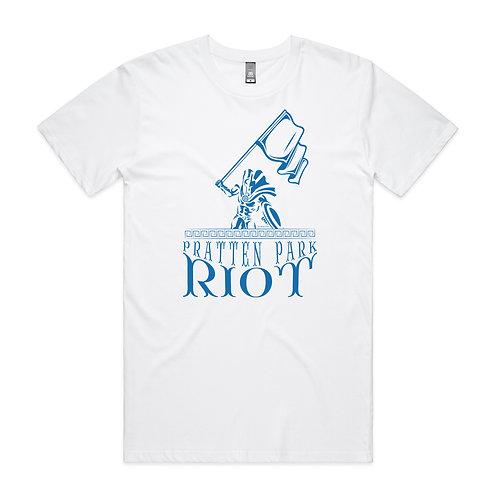 Pratten Park Riot 1985 T-shirt