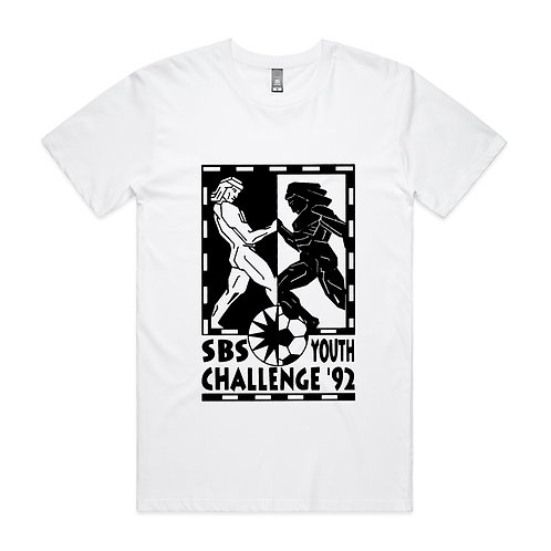 SBS Youth Challenge '92 T-shirt