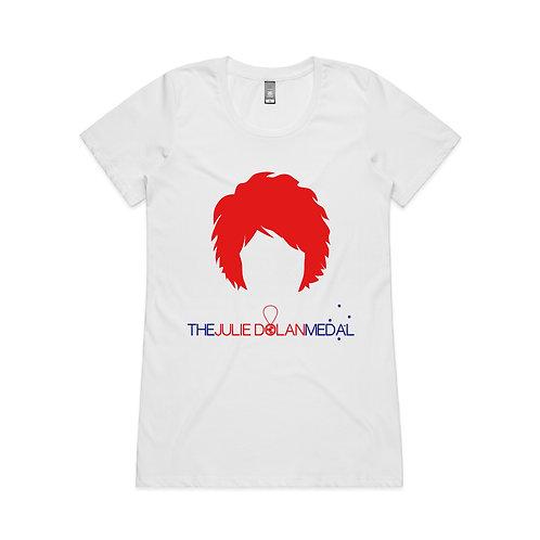 The Julie Dolan Medal T-shirt