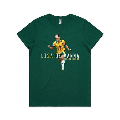 Lisa De Vanna Matildas Legend T-shirt
