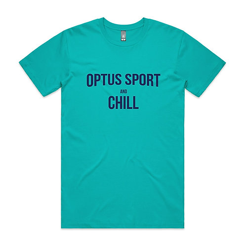 Optus Sport and Chill T-shirt