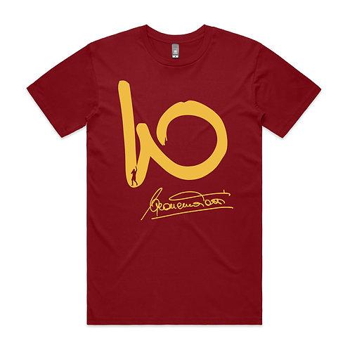Francesco Totti Career Celebration T-shirt