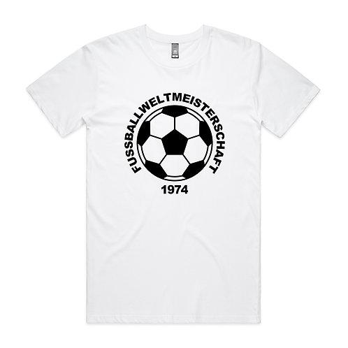 Fussballweltmeisterschaft T-shirt