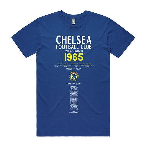 Chelsea In Australia 1965 T-shirt