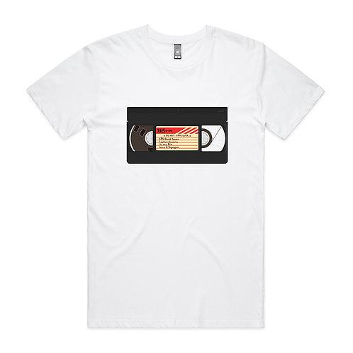 VHS Soccer Tape T-shirt