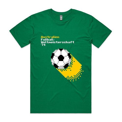 Australien Fußball-Weltmeisterschaft '74 T-shirt