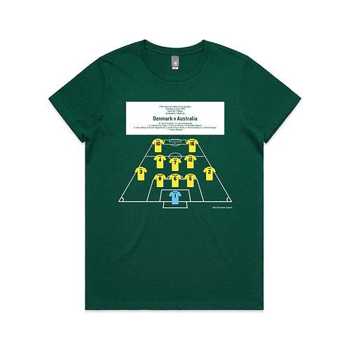 First Ever Matildas World Cup 1995 T-shirt