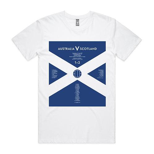 Australia v Scotland 1967 T-shirt