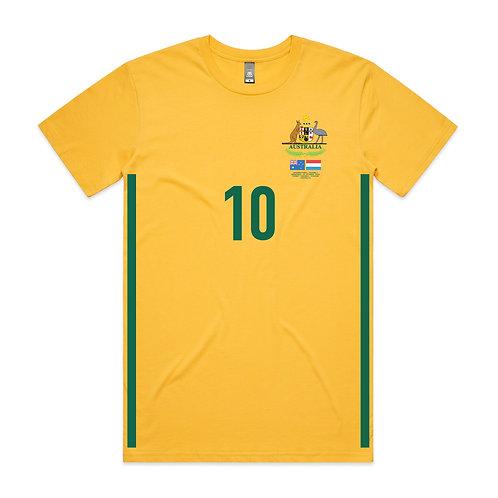 Verbeek's Socceroos T-shirt