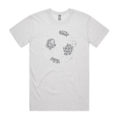 Halftone Football T-shirt