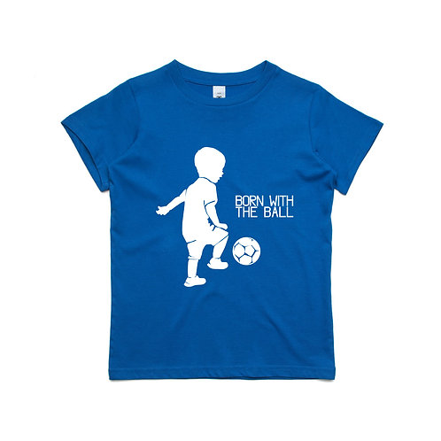 Born with the Ball T-shirt