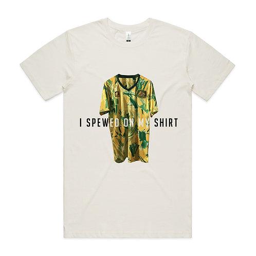 I Spewed on My Shirt T-shirt