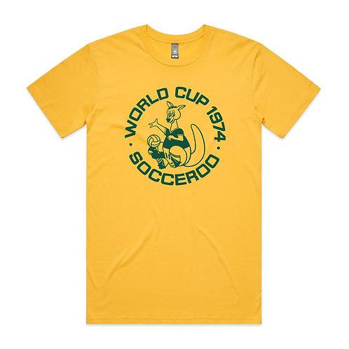 Socceroo Kangaroo T-shirt